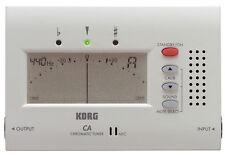 Korg ca-40 Chromatic Tuner gratis