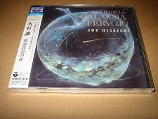 Hisaishi Joe Night Galactic Railroad NOKTO DE LA GALAKSIA FERVOJO Soundtrack CD