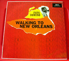 Fats Domino Walking To New Orleans LP FRENCH RI 1983 Imperial 154662 1 VINYL