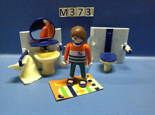 (M373) playmobil petite salle de bain ref 3969 3965