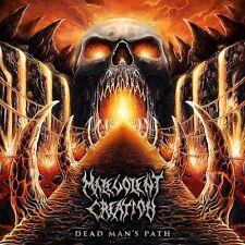 MALEVOLENT CREATION - DEAD MAN'S PATH -  CD SIGILLATO  2015 - LIMITED EDITION