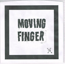 "MOVING FINGER 'Tres Dolares 7"" Goner Nots Ex-Cult Noise Chior reatard manatees"