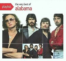 Playlist:The Very Best of Alabama (Eco-Friendly Packaging) Alabama MUSIC CD