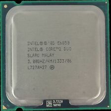 Intel Core 2 Duo  E6850 3.00 GHz  4M Cache 1333 MHz FSB  SLA9U