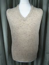 Shetland Wool Tank Top 42 by Byford EXCELLENT CONDITION
