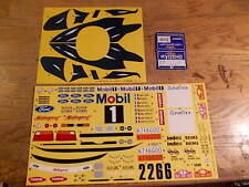 LZ-18 Ford Escort RS Cosworth Decal Set - Kyosho Lazer Rally Car series
