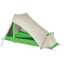 Sierra Designs Flashlight 1 Tent: 1-Person 3-Season Sierra Designs Tan/Sierra