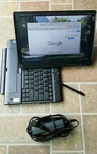 Fujitsu Lifebook T2010 Intel Core 2 Duo 1.20GHz 2GB 80GB HDD wifi Linux mint