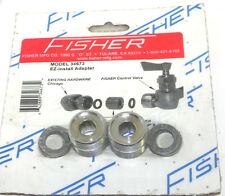 NEW FISHER 34673 EZ-INSTALL ADAPTER