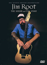Jim Root The Sound and The Story Instructional Guitar  DVD NEW 000124780