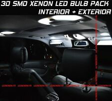 20 SMD XENON LED BULB KIT SET FORD F150 F-150 2004-2008 HID WHITE INTERIOR EXT