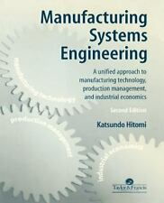 Manufacturing Systems Engineering 2nd Edition International Edition