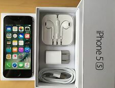 Apple iPhone 5s - 16GB - Space Gray (Unlocked) - AT&T - Smartphone