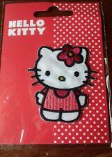 Iron on patch-hello kitty