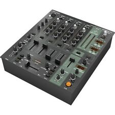 Behringer DJX900USB Professional Desktop 4+1 Channel DJ Mixer with Effects & BPM
