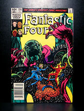COMICS: Marvel: Fantastic Four #256 (1980s) - RARE (figure/ironman/spiderman)