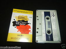 THE INK SPOTS GOLDEN FAVORITES AUSTRALIAN CASSETTE TAPE THE INKSPOTS