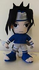 Naruto Sasuke Uchiha 9.5 Plush Japanese Toy
