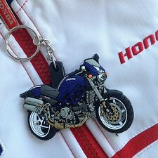 DUCATI CORSE S4R S4 S4RS Tank Friendly Anti - Scratch Rubber Keyring Keychain F.