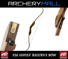 PSE Ghost recurve bow 60in, RH or LH [40,45,50,55LB ILF LIMBS]  REG. PRICE $450