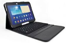 Bluetooth Keyboard For Samsung Galaxy Tab2/3/4 7.0/10.1 S Tablet Flip Case Stand