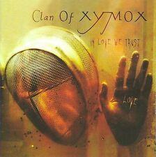 In Love We Trust [Slimline] by Clan of Xymox (CD, Aug-2009, Metropolis)