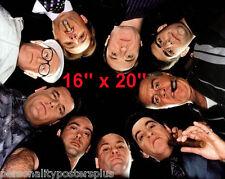 "Sopranos~TV Show~ James Gandolfini~Gangster~Poster~Photo~16"" x  20"""