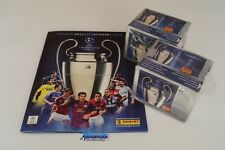 PANINI Champions League 2011/12 Leeralbum + 2 OVP Displays