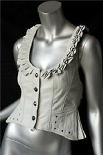 TEMPERLEY*MEDIEVAL WAISTCOAT*Leather Vest NEW 4 $1325