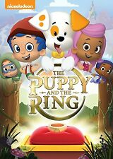 BUBBLE GUPPIES DVD - THE PUPPY AND THE RING (2015) - NEW UNOPENED - NICKELODEON