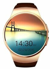 Dymate KW18 Bluetooth Voice Calling Touch Screen Smart Watch for Android IOS
