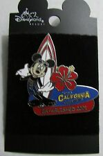 Disney DCA Established Surfboard Series Mickey Mouse Pin