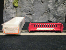 N Scale lots 1-CONCOR Canadian Pacific 60' Centerbeam flat w/custom load CP-22F