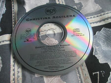 Christina Aguilera ‎– Dirrty Label: RCA ‎– RDJ-60604-2 Promo CD Maxi single
