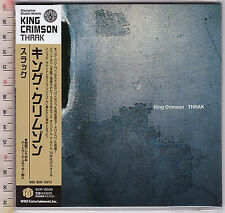 King Crimson , Thrak ( Ristampa-Reissue , CD-PaperSleeve , JPN )