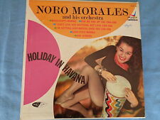 Noro Morales and h. Orchestra : Holiday in Havanna - Fishnet Erotik Cover