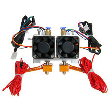 Geeetech MK8 Dual extruder two print head for Pro C printer updating Pro B part