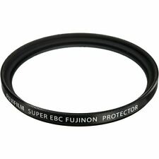 Genuine FujiFilm Fuji Protector Filter 52mm (also for 18mm/35mm lenses)