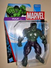 "THE INCREDIBLE HULK ( 4.5"" ) 2013 ( FAMILY DOLLAR ) MARVEL AVENGER ACTION FIGURE"