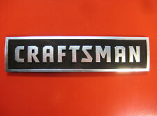 Craftsman Tool Box Badge, New Style: Chest/Cabinet, Emblem,Decal,Sticker,Logo