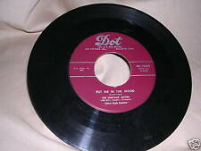 The Fontane Sisters Most of All and  Put Me In the Mood Dot Records 45-15352