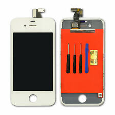 For iPhone 4S White LCD Display & Touch Screen Digitizer Complete Replacement