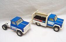 Vintage Tonka Pressed Steel Pepsi Cola & Other Truck