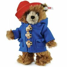 Steiff Paddington Bear 2015 Mohair Limited Edition EAN 664892