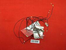 HP EliteBook 6930P Wlan Empfänger Verstärker Antennen #OZ-536