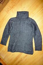 Grey Woolly Jumper suitable for Maternity - size 14