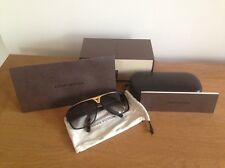 Louis Vuitton Evidence Sunglasses With Original Box And Receipt