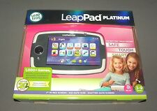LeapPad Platinum Purple Learning Tablet System Girls Leap Pad Leap Frog NEW