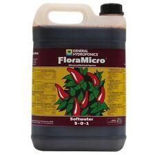 GHE flora Micro soft water 10L idroponica fertilizzante Hydroponic fertilizer g