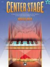 Center Stage, Bk 2: Sparkling Solos That Showcase the Talents of the Early Inte